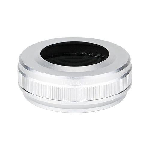 Bague Adaptation Pare-Soleil Pour Fujifilm X100V X100 X100S X100T X100F Argent
